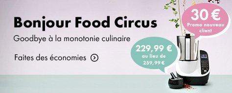 Food Circus Promo