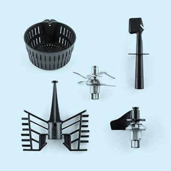 Accessoires pour appareils de cuisine