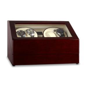 Watchwinder remontoir 10 montres coffret boite à montres
