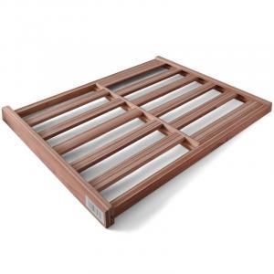 Clayette en bois pour cave à vin 58x47cm