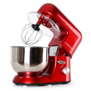Bella Rossa Robot de cuisine 1200W 5 litres rouge