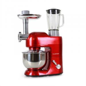 Lucia Rossa Robot de cuisine Pétrin Mixeur Hachoir 1200w 5l