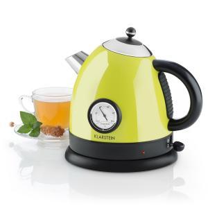 Aquavita Bouilloire électrique 1,5l 2200W -verte citron Vert