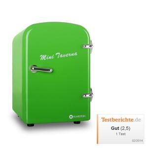 Mini Taverna réfrigérateur à boissons conservation chaud/froid 4l -vert