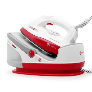 Speed Iron Fer à repasser vapeur 2400W 1,7L -rouge Rouge