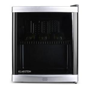 Beerlocker Mini réfrigérateur à boissons minibar 46L classe B - noir Noir
