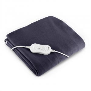 WinterDreams couverture chauffante 60W 150x80cm -gris Gris