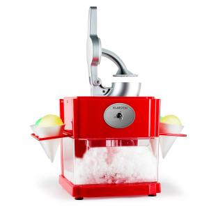 Mr. Cone & Ms. Ice Machine à glaces 90W Shaved Ice