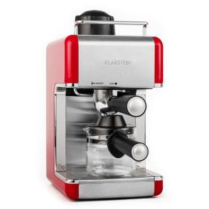 Sagrada Rossa Machine à expresso 800W 4 tasses -rouge Rouge