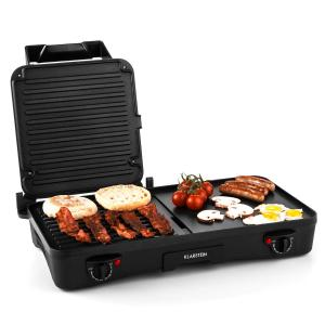 Butterfly & Bee 2x Plaque de grill contact cuisson panini sandwich 150