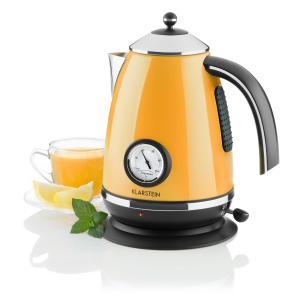 Aquavita Chalet bouilloire 1,7L 2200W -orange