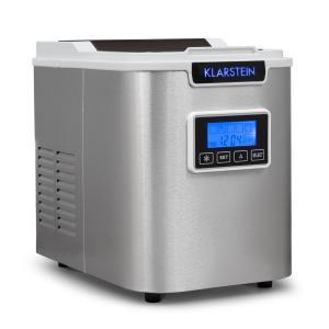 ICE6 Icemeister Machine à glaçons 12kg/24h Acier -blanc Blanc