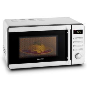 Stella Prima Four micro ondes 1800W 20L acier cuisson grill