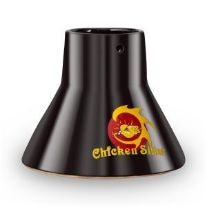 Chicken Sitter Support pour poulet grillé céramique