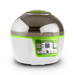VitAir Turbo Friteuse sans huile grill cuisson 9L 1400W -vert & blanc Vert