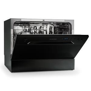 Amazonia 6 lave-vaisselle de table A+ 1380W 6 couverts 49 dB noir