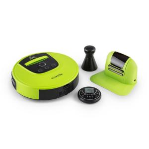 Cleanhero Robot aspirateur Automatique Télécommande vert