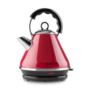Charlotte II  Bouilloire théière électrique1,7 L 2200W sans fil -rouge Rouge