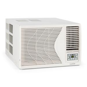 Frostik Climatiseur fenêtre 9000 BTU Classe énergétique A R32 Télécommande -blanc