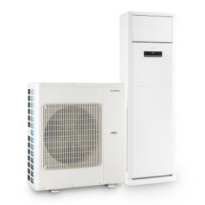 Koloss Inverter Climatiseur split colonne 40000 BTU Télécommande Classe A -blanc