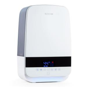 Nibelheim Humidificateur d'air à ultrasons Ioniseur 5,6l UV - blanc