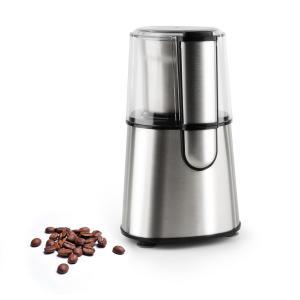 Speedpresso Moulin à café 200W Broyeur 65g Inox -argent