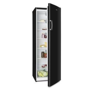 Bigboy Réfrigérateur 335L 6 étages classe énergétique A+ - noir