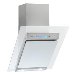 Skycook Hotte aspirante 60cm 640 m³/h inox & verre - Classe A