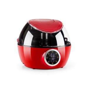 VitAir Twist Friteuse multifonction à air chaud 1230W – rouge