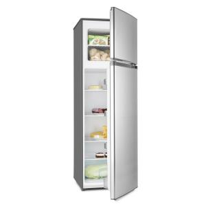 Height Cool Silver Combiné réfrigérateur congélateur 199/53l Classe A++ Argent |