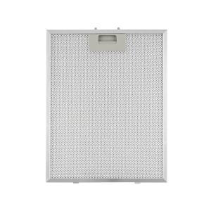 - Filtre à graisse aluminium 28x35 cm filtre de rechange filtre de remplacement