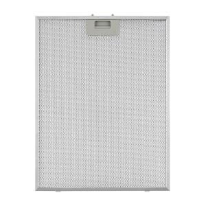 Filtre à graisses en aluminium 35 x 45 cm filtre de rechange