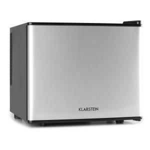 Cachette Minibar mini réfrigérateur 17l 50W Classe A+ - argent Argent