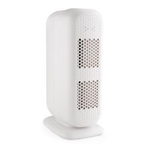 Davos Purificateur d'air 5 en 1 Ioniseur 101 m³/h - noir& blanc Blanc