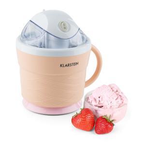 IceIceBaby Sorbetière 0,75l machine à crème glacée 7,3 à 9,5W -beige