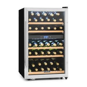 Vinamour 40D Cave à vin 135L 2 zones de température 41 bouteilles