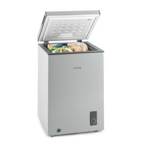 Iceblokk Congélateur coffre 100 litres 75W classe A+ - gris Gris | 100
