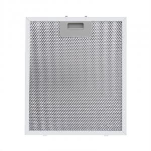 Filtre à graisse de rechange aluminium pour hotte de cuisine 26 x 32 c