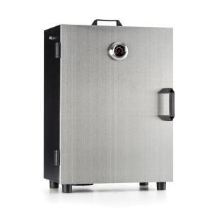 Flintstone Fumoir électrique armoire coffre 800W thermomètre inox