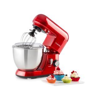 Bella Pico Mini robot de cuisine 4 litres 800W 6 vitesses - rouge Rouge