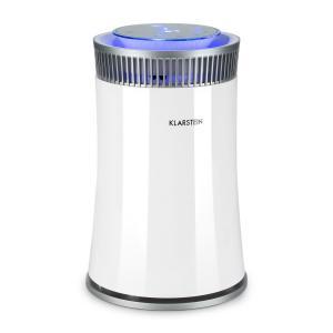 Arosa Purificateur d'air ioniseur pour 20m² lampe UV - blanc Blanc
