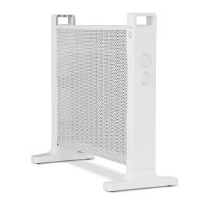 HeatPal Mica 15 Chauffage électrique Mica 2 niveaux 750W / 1500W - blanc