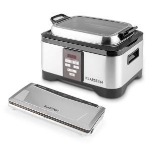 Tastemaker FoodLocker Set cuiseur sous vide + machine+ 10 sachets