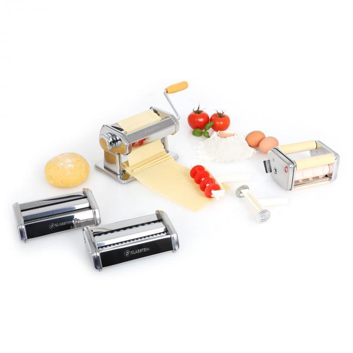 Siena Pasta Maker Machine à pâtes 3 accessoires