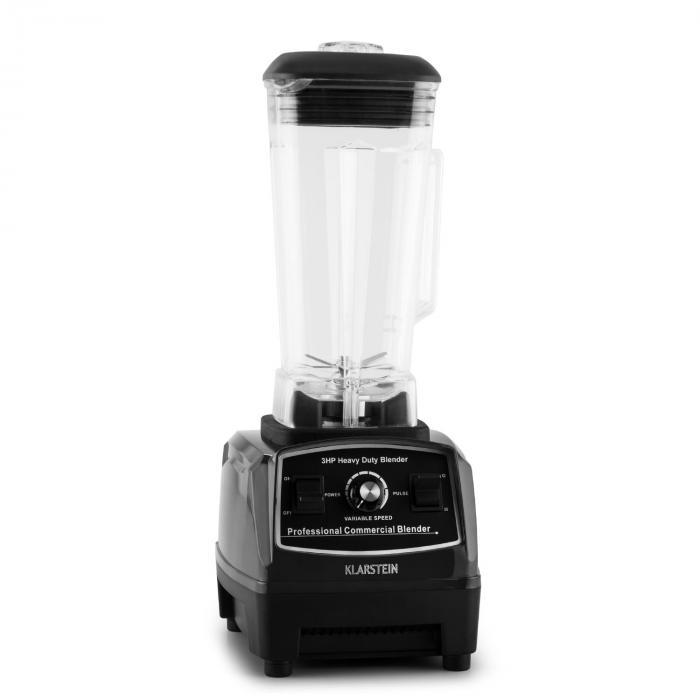 Herakles 2g b blender pour smoothie mixeur blender 1200w sans bpa noir klarstein - Comment mixer sans mixeur ...