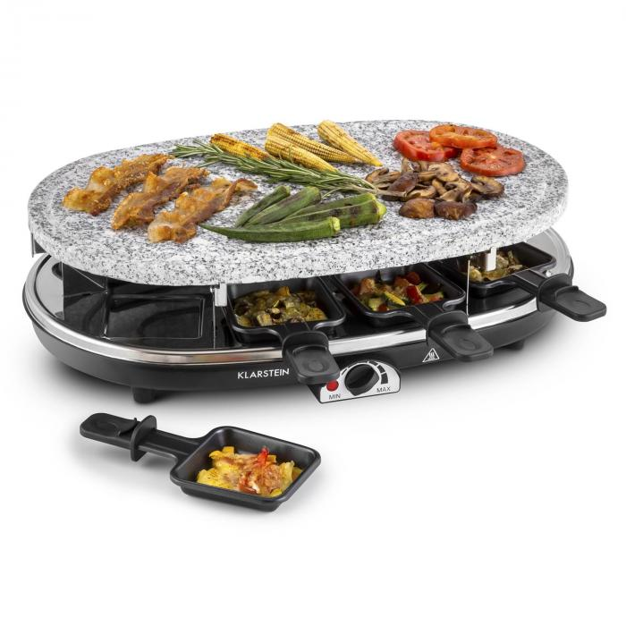 Steaklette Raclette-grill