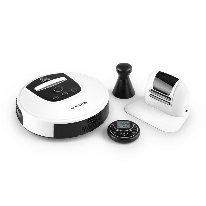 Cleanhero Robot aspirateur blanc