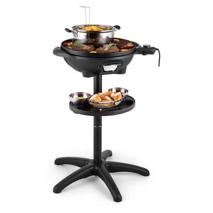 Grillpot Grill électrique 1600W