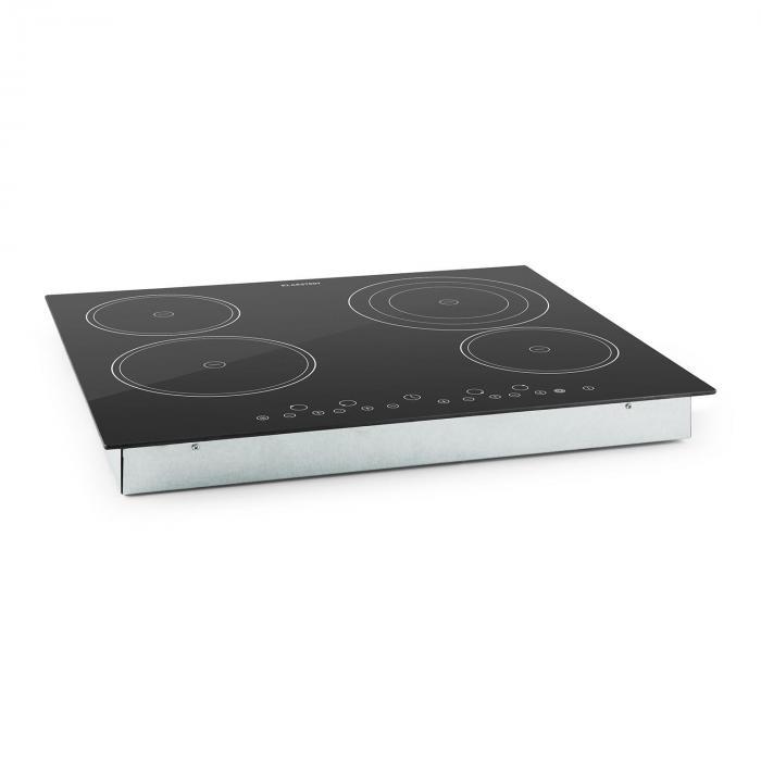 Virtuosa Plaque de cuisson 4 zones
