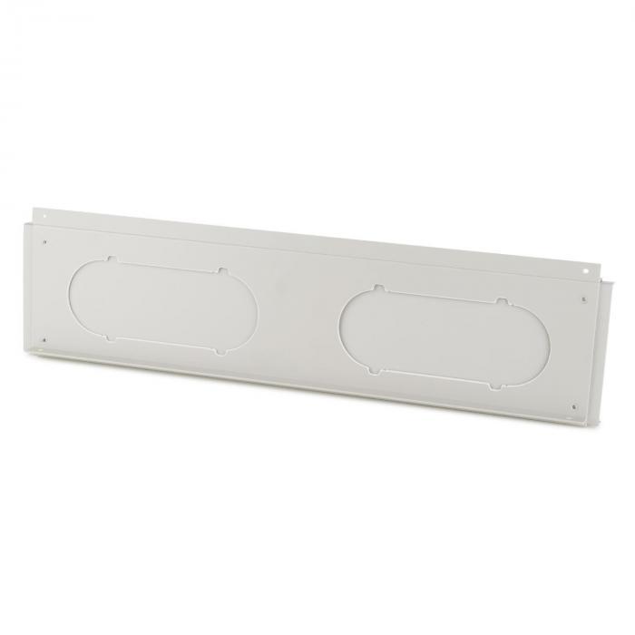 Klarstein Window Kit 3 Isolation fenêtre coulissante climatiseur portable PVC. Tirer le meilleur de votre climatiseur avec l´ isolation pour fenêtre coulissante Klarstein . Le set robuste et isolant en PVC vous permet de bien isoler le tuyau d´évacuation d´air chaud de votre climatiseur de sorte à ce que l´air chaud de l´extérieur ne puisse pénétrer la pièce dûment rafraîchie. L´installation se révèle très simple : l?isolation se place dans l?entrebâillement de votre fenêtre, peu importe que celle-ci soit verticale ou horizontale. Les plaques en PVC coulissantes sont très